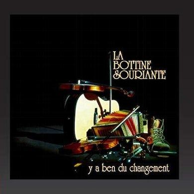 La Bottine Souriante / Y'a Ben du Changement - CD