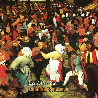 La Mistrine - LP Vinyle