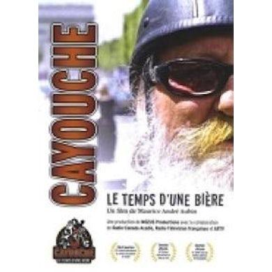 Cayouche / Le temps d'une bière - DVD