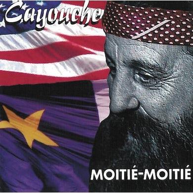 Cayouche / Moitié-Moitié - CD