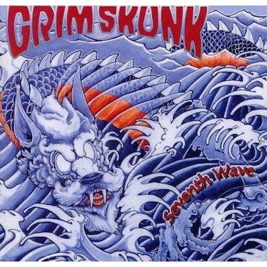 Grimskunk / Seventh Wave - CD