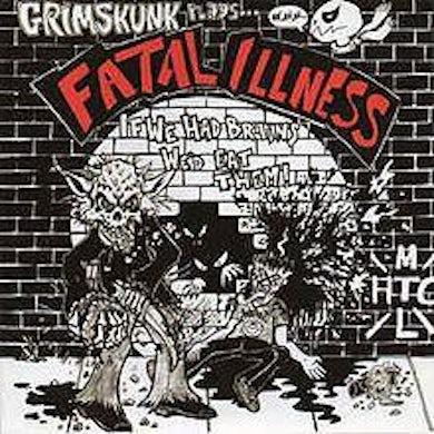 Grimskunk / Plays Fatal Illness - CD