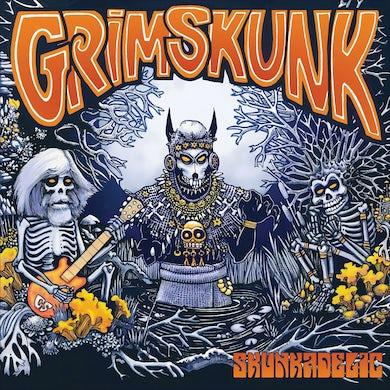 GrimSkunk / Skunkadelic - 2LP Vinyl