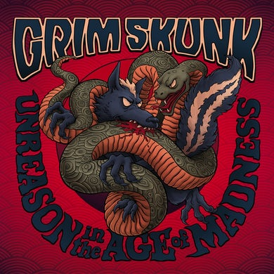 Grimskunk / Unreason In The Age Of Madness - CD