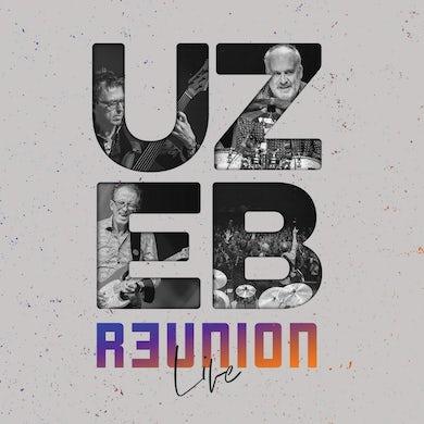 UZEB / R3UNION Live - 2LP (Vinyl)