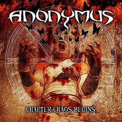 Anonymus / Chapter Chaos Begins - CD