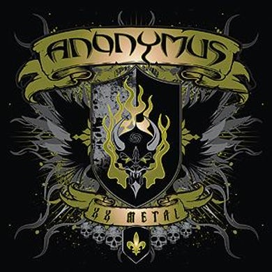 Anonymus / XX Metal - CD/DVD