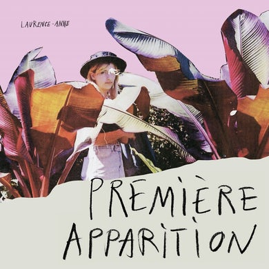 Laurence-Anne / Première apparition - LP Vinyle