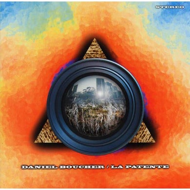 Daniel Boucher / La Patente - CD
