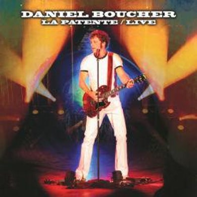 Daniel Boucher / La Patente live - CD