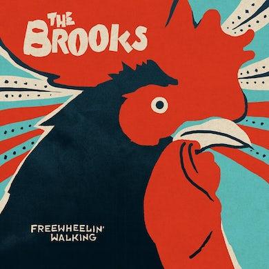 "The Brooks / The Freewheelin' Walking (EP) - 12"" Vinyl"
