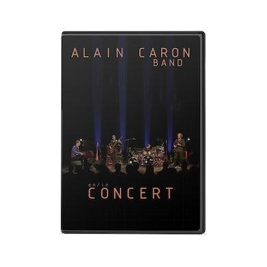 Alain Caron / In Concert - DVD