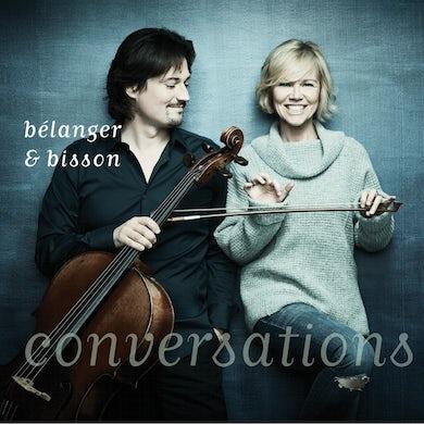 Anne Bisson & Vincent Bélanger / Conversations - LP (Vinyl)