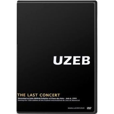 UZEB / The Last Concert - DVD
