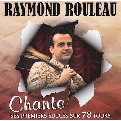 Raymond Rouleau / Chante Ses Premiers Succès Sur 78 Tours - CD