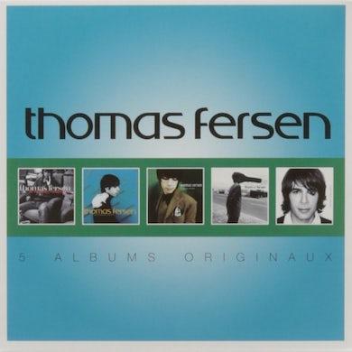 Thomas Fersen / Original Album Series: 5 albums - 5CD