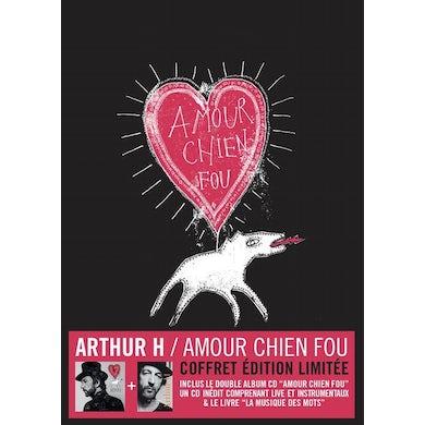 Amour chien fou (Coffret édition limitée) - 3CD + Livre