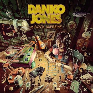 Danko Jones / A Rock Supreme - CD