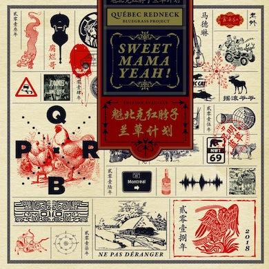 Québec Redneck Bluegrass Project / Sweet Mama Yeah! - CD