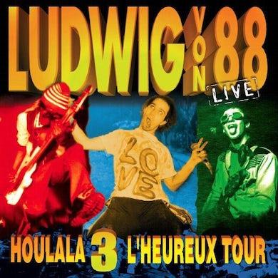 Houlala 3 : L'heureux tour (Live) - 2CD