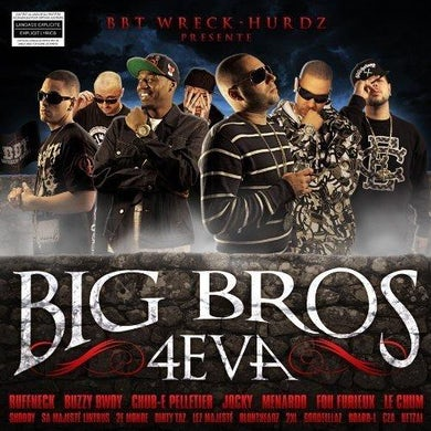 Artistes Variés / Big Bros 4Eva - CD