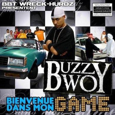 Buzzy Bwoy / Bienvenue dans mon game - CD