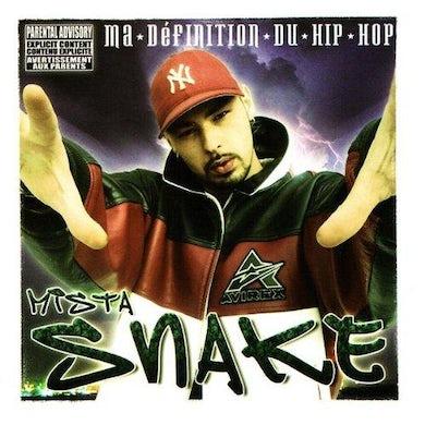 Mista Snake / Ma Definition Du Hip Hop - CD