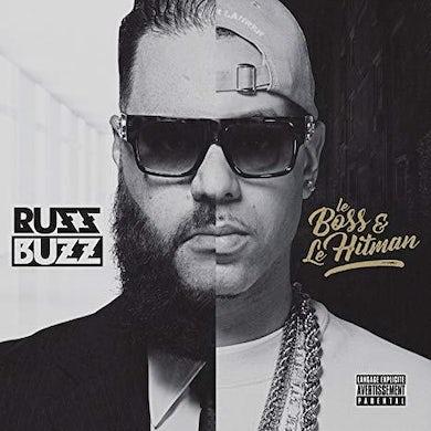 Buzzy Bwoy Ruff Buzz / Le Boss & Le Hitman - CD