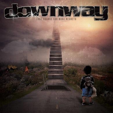 Downway / Last Chance for More Regrets - LP (White) (Vinyl)