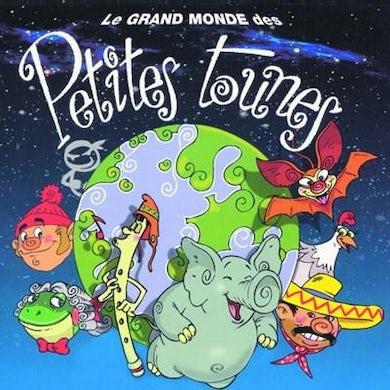 Le Grand Monde Des Petites Tounes - CD