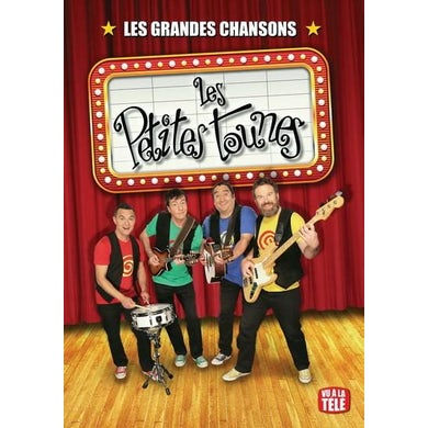 Les grandes chansons - DVD