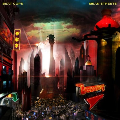 Mean Streets - CD