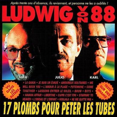 17 plombs pour péter les tubes - 2LP (Vinyl)