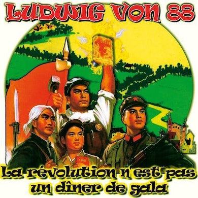 La révolution n'est pas un dîner de gala - 2LP Vinyle