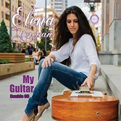 Elena Yerevan / My Guitar - 2CD