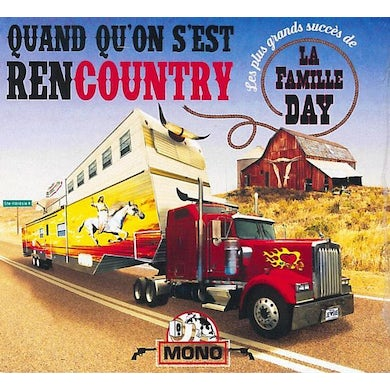 Famille Day / Quand Qu'On S'Est Rencountry - Vinyle