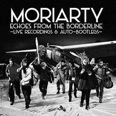 Moriarty / Echoes From The Borderline - 3LP (Vinyl)