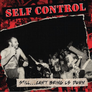Self Control / Still... Can't Bring Us Down (Édition Test Press) - LP (Vinyl)