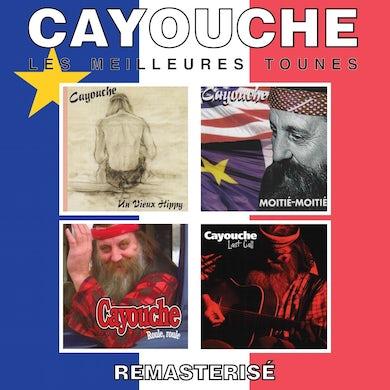 Cayouche / Les meilleures tounes - CD