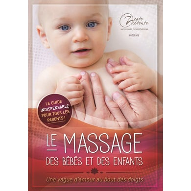 Chrystine Roy / Le massage des bébé et des enfants - DVD