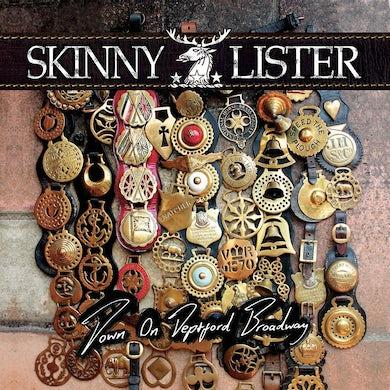 Skinny Lister / Down On Deptford Broadway - LP (Vinyl)