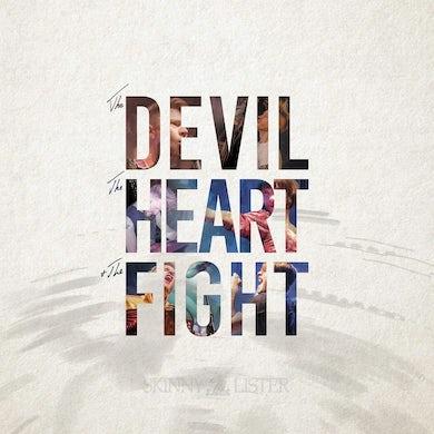 Skinny Lister / Devil Heart Fight - LP (Vinyl)