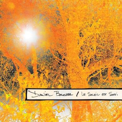 Daniel Boucher / Le soleil est sorti - CD