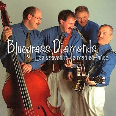 Bluegrass Diamonds / Les Souvenirs De Mon Enfance - CD