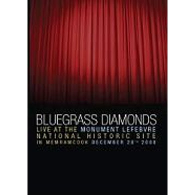 Bluegrass Diamonds / Live At The Monument Lefebvre (2008) - DVD