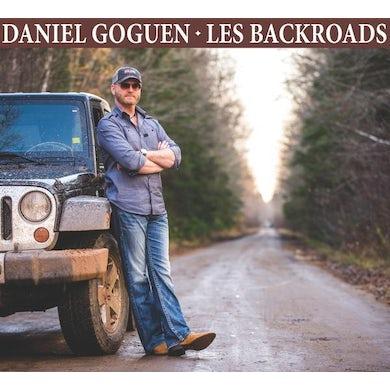 Daniel Goguen / Les Backroads - CD