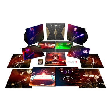 Soundgarden Live From The Artists Den Super Deluxe - 4LP/2CD/BLU-RAY