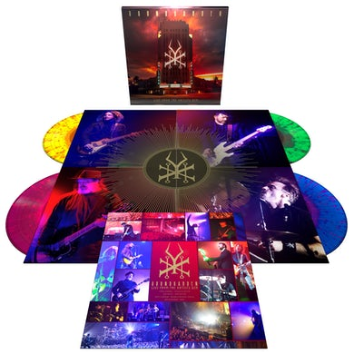 Soundgarden Live From The Artists Den (Limited Edition 4LP) (Vinyl)