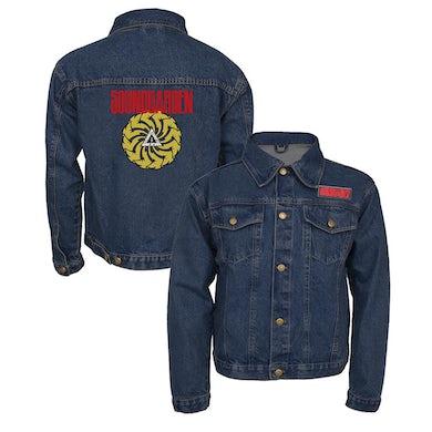 Soundgarden Badmotorfinger Denim Jacket