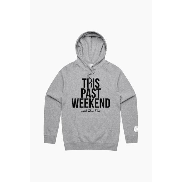Theo Von This Past Weekend Grey Hoodie